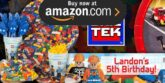 Brictek Party Supplies