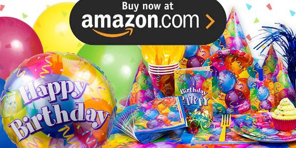 Brilliant Balloons Party Supplies