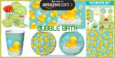 Bubble Bath Party Supplies