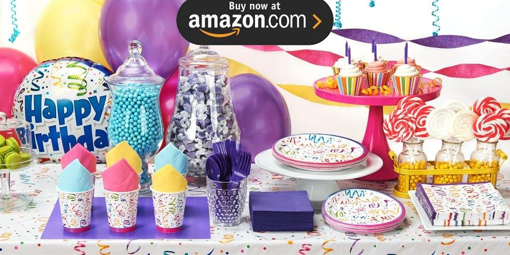 Celebrate Party Supplies