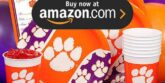 Clemson University Party Supplies