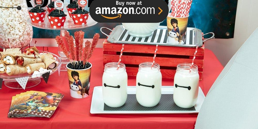 Disney Big Hero 6 Party Supplies