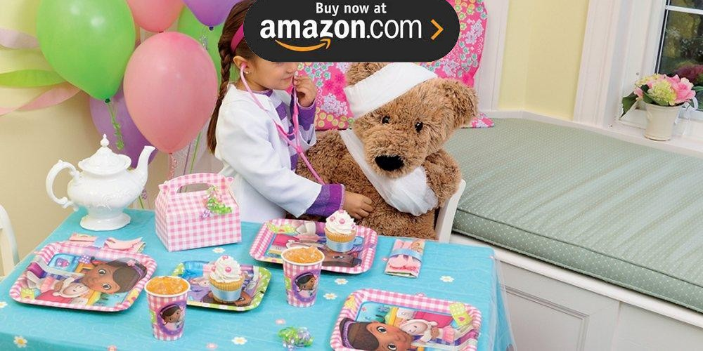 Disney Junior Doc McStuffins Party Supplies