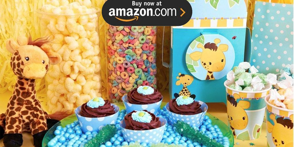 Giraffe Party Supplies