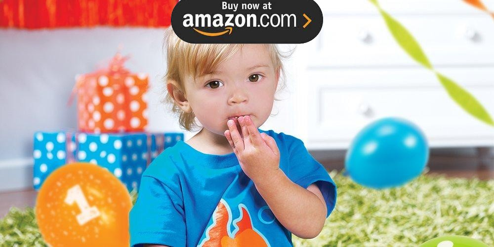 Goldfish 1st Birthday Party Supplies