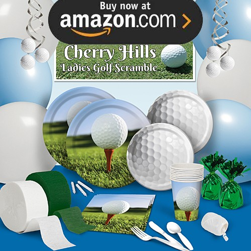 Golf Ball Party Supplies
