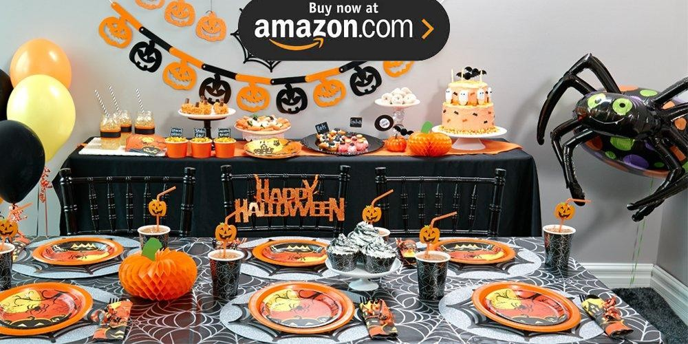 Haunted Night Party Supplies