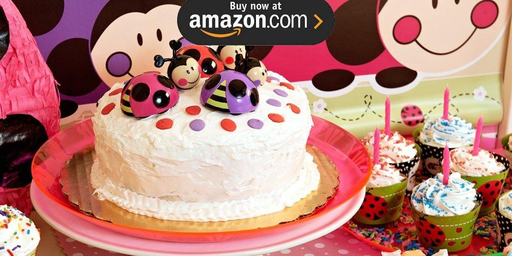 Ladybug Oh So Sweet Party Supplies