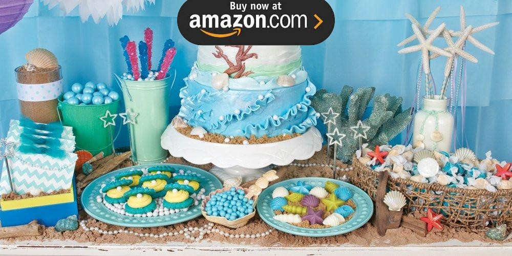 Mermaids Under the Sea Party Supplies