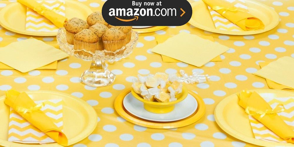 Mimosa Party Supplies