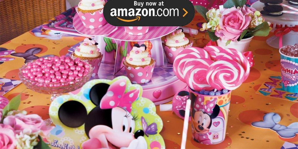 Minnie Mouse Dream Party Supplies