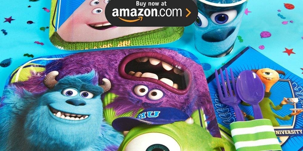 Monsters U Party Supplies