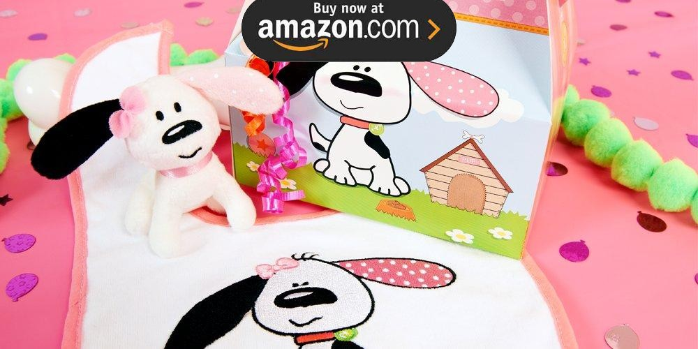 Playful Puppy Pink Party Supplies