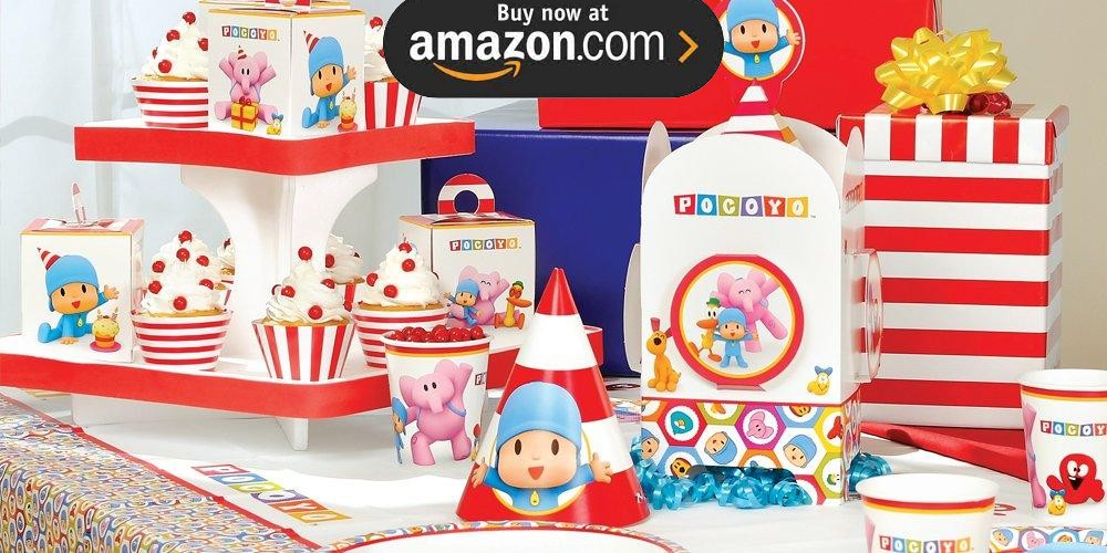 Pocoyo Party Supplies