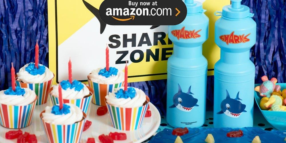 Sharks Party Supplies