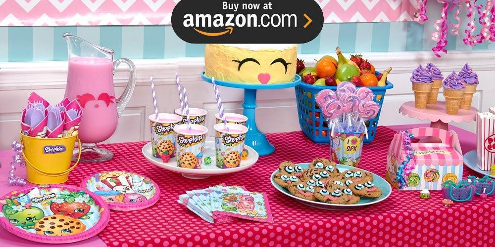 Shopkins Party Supplies Kids