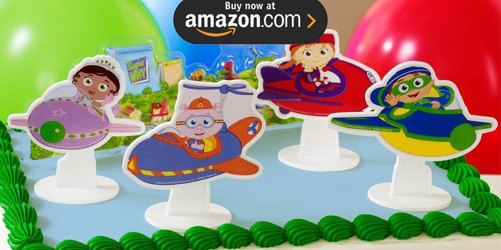 Super Why Party Supplies