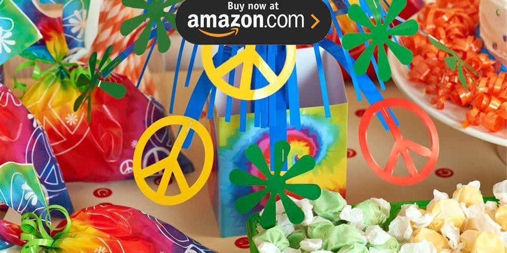 Tie Dye Fun Party Supplies