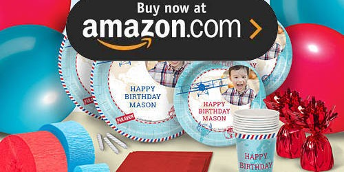 Time Flies Party Supplies