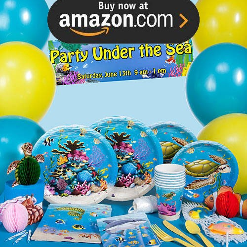 Water Party Supplies