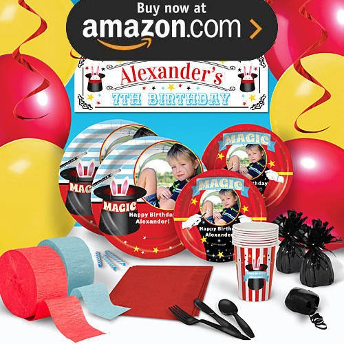 Abracadabra Party Supplies