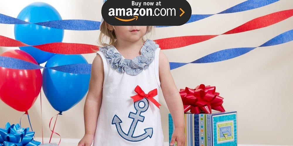 Anchors Aweigh 1st Birthday Party Supplies