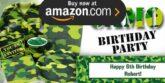 Army Camo Party Supplies