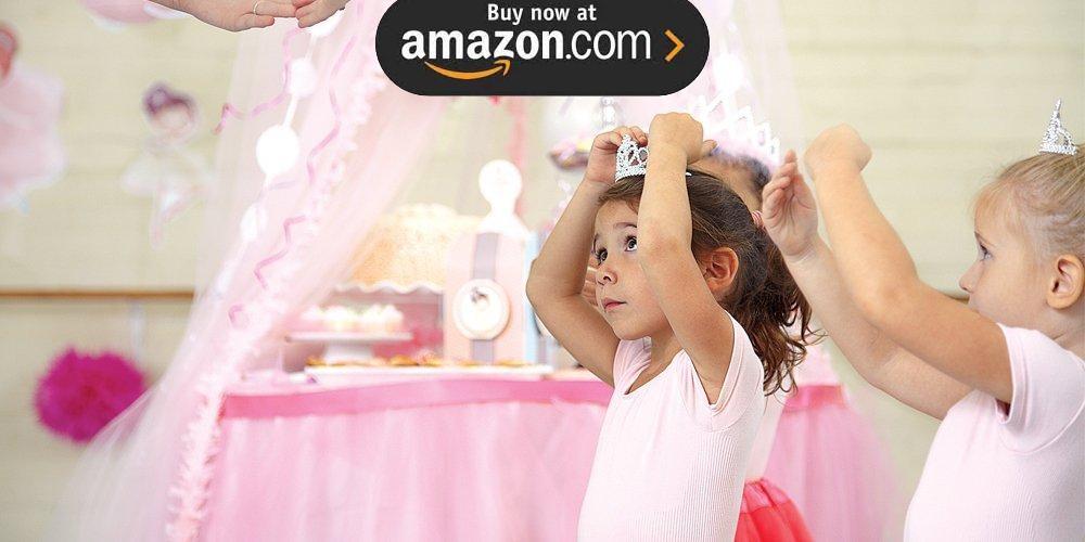 Ballerina Tutu Party Supplies
