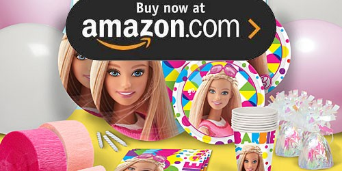 Barbie Sparkle Party Supplies