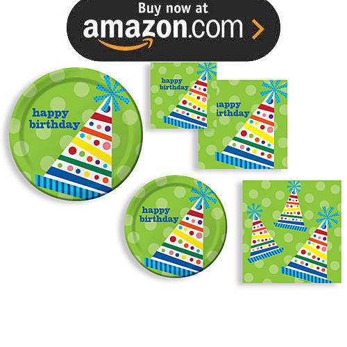 Birthday Hats Party Supplies