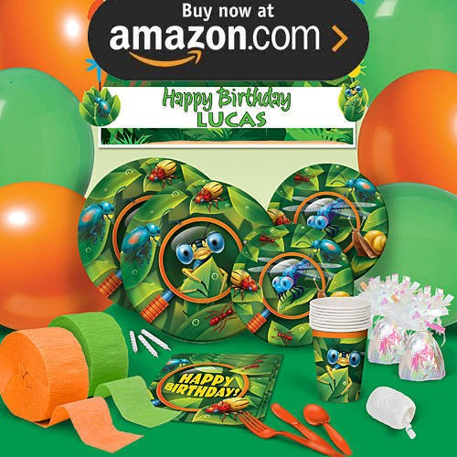 Bug Eyed Party Supplies