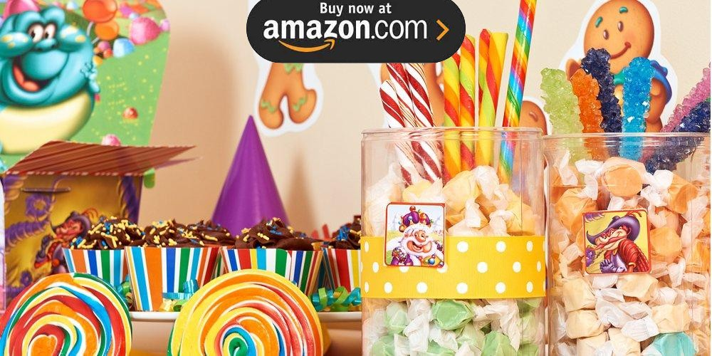 Candy Land Party Supplies