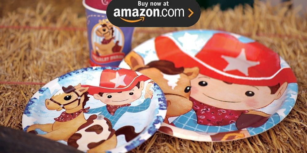 Cowboy Party Supplies