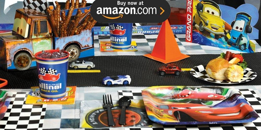 Disney Cars Dream Party Supplies