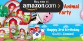 Farm Animal Party Supplies