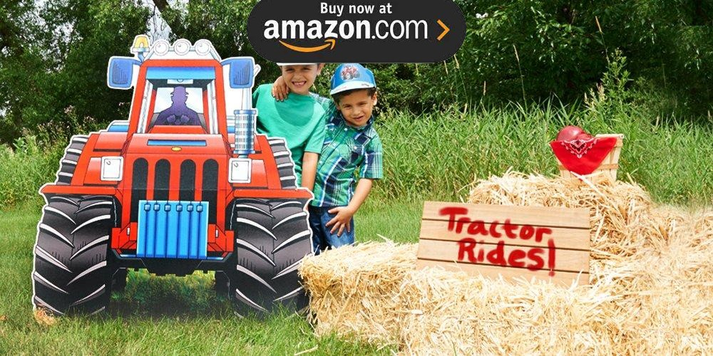 Farm Tractor Party Supplies