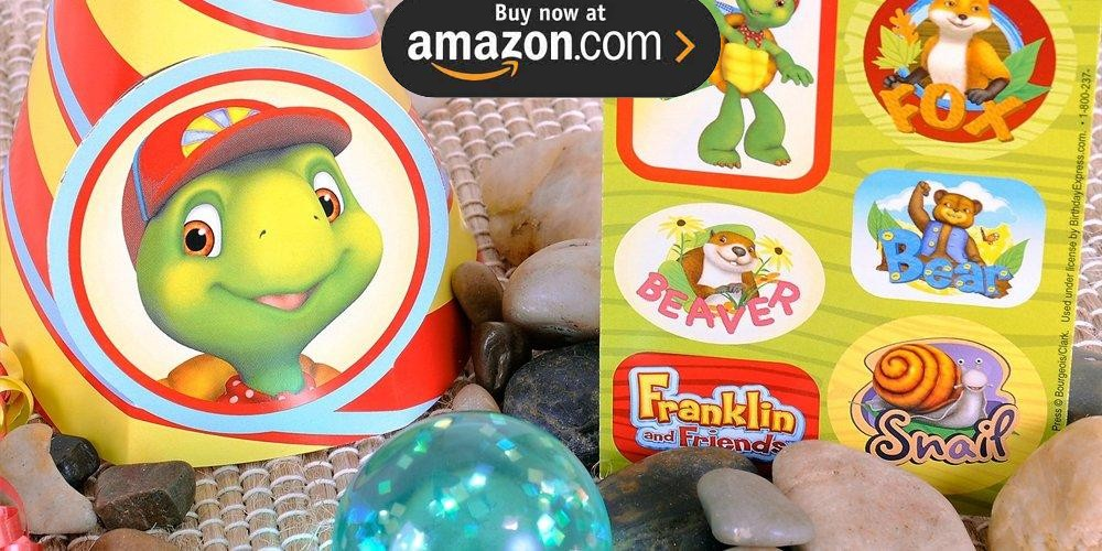 Franklin and Friends Party Supplies