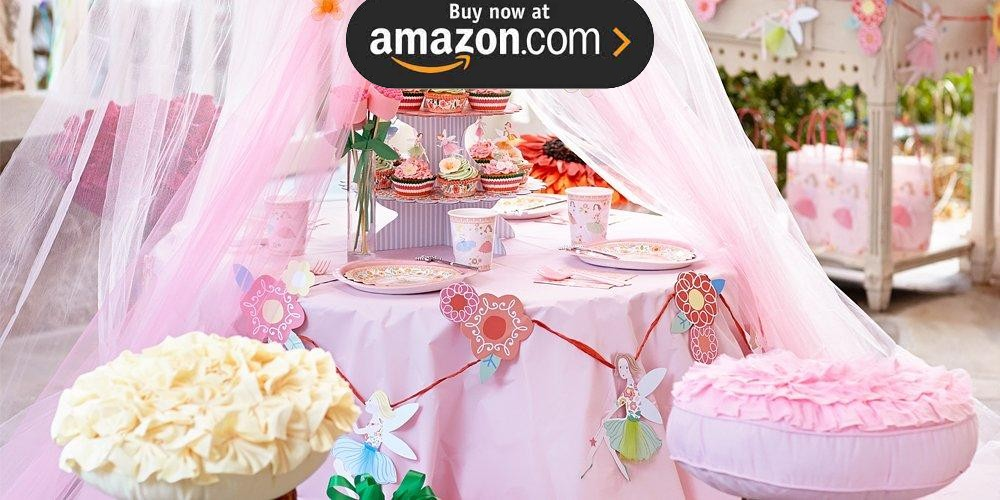 Garden Fairies Party Supplies