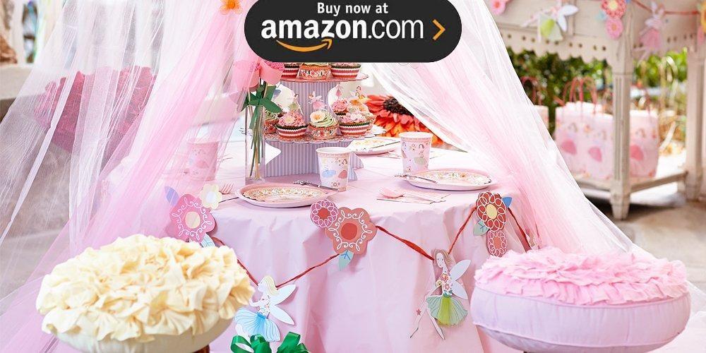 Garden Fairies Party Supplies
