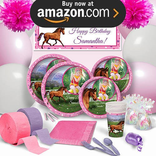 Hooray for Horses Party Supplies
