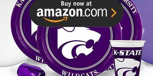 Kansas State University Party Supplies