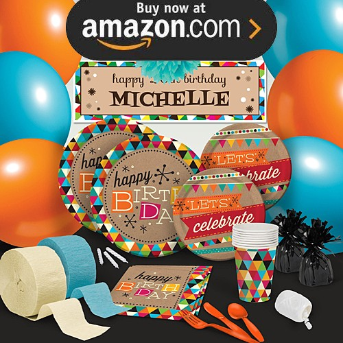 Kraft Paper Party Supplies