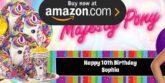 Majesty Pony Party Supplies