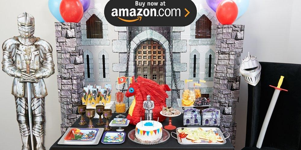 Medieval Prince Party Supplies