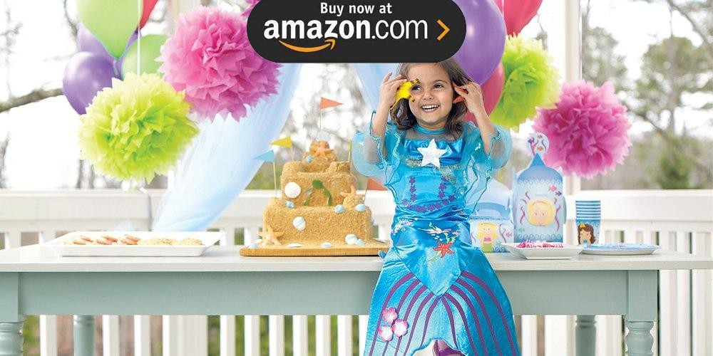 Mermaids Party Supplies