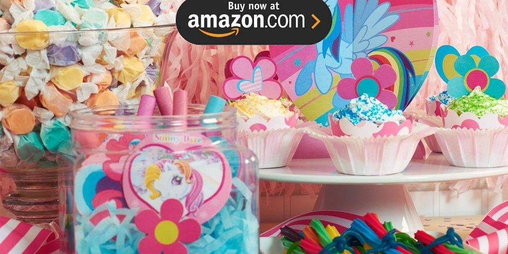My Little Pony Friendship Magic Party Supplies
