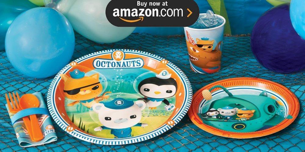 Octonauts Party Supplies