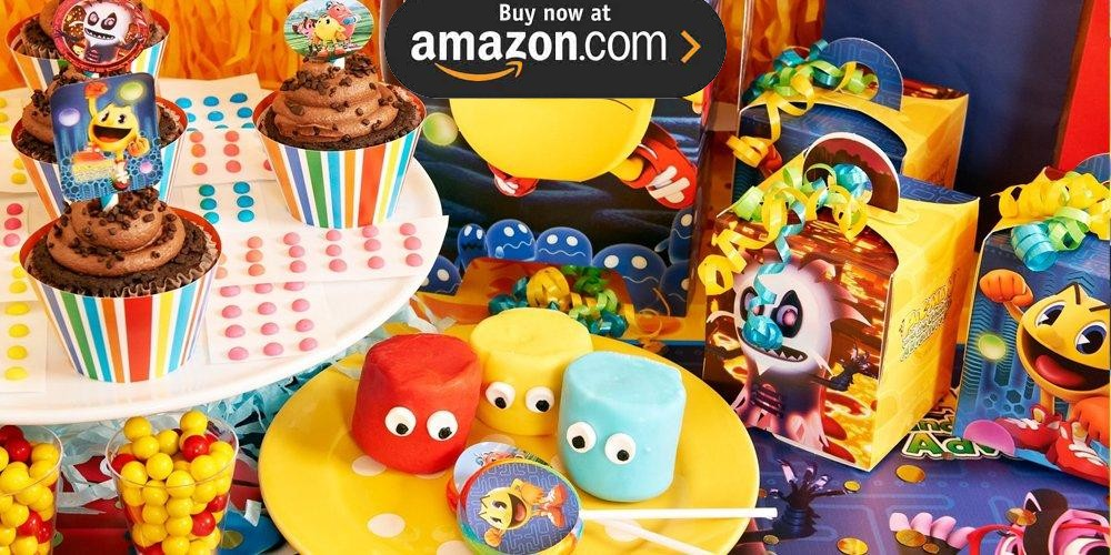 PAC-MAN and the Ghostly Adventures Party Supplies