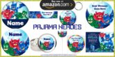 Pajama Heroes Party Supplies