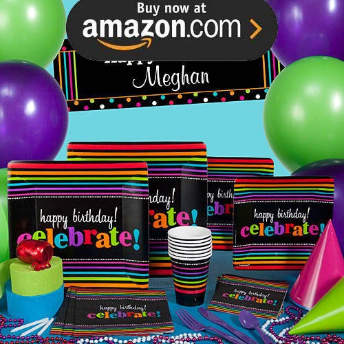 Party On Celebration Party Supplies